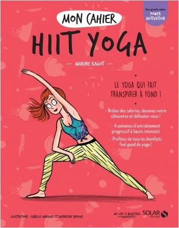 Mon cahier HIIT yoga