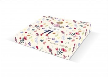 Coffret Mon cahier My beautiful paper box