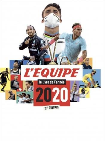 L'Equipe, le livre de l'année 2020