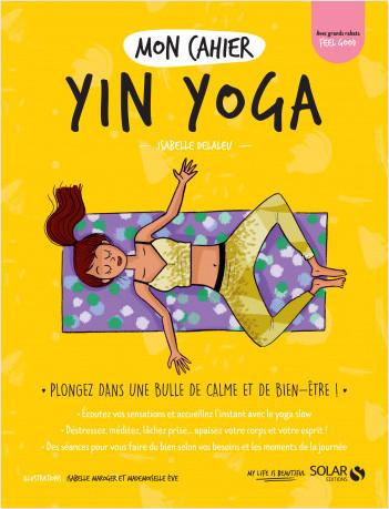 Mon cahier Yin yoga