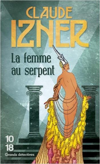 La femme au serpent - poche