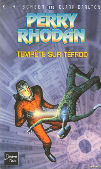 Tempête sur Téfrod - Perry Rhodan