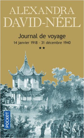 Journal de voyage - 2