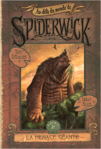 2. Au-delà du monde de Spiderwick - cycle II