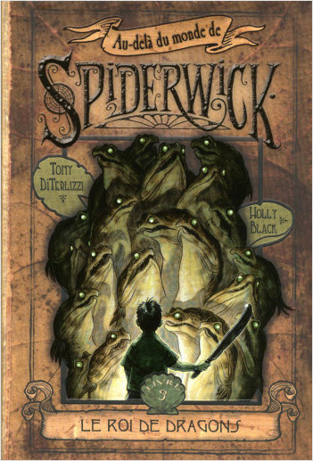 3. Au-delà du monde de Spiderwick - cycle II