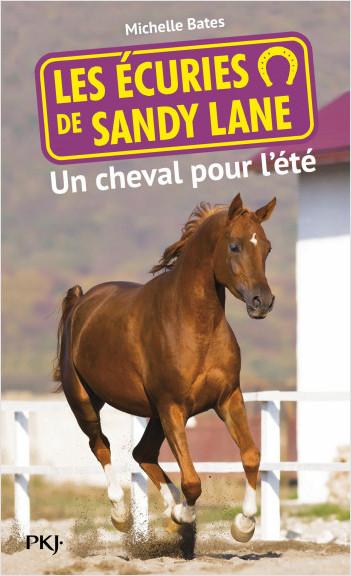 Les écuries de Sandy Lane T.1 : Un cheval pour l'été