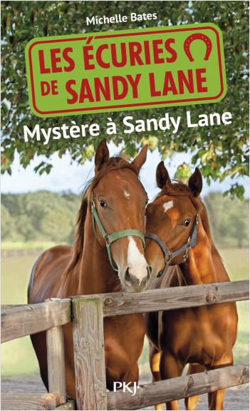 Les écuries de Sandy Lane T.3 : Mystère à Sandy Lane