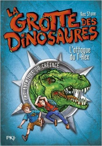 1. La grotte des dinosaures : L'attaque du T-Rex