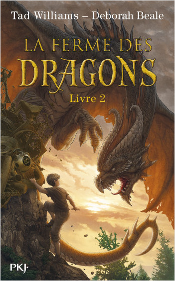2. La ferme des dragons