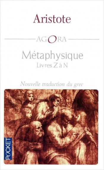 Livres Z à N de La Métaphysique