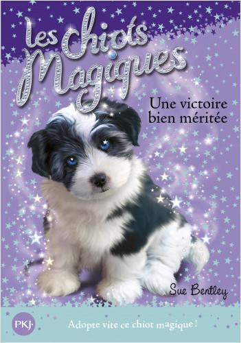 Les chiots magiques - tome 13 : Une victoire bien méritée