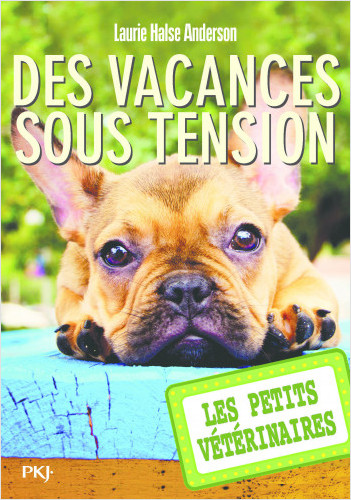 Les petits vétérinaires - tome 24 : Des vacances sous tension