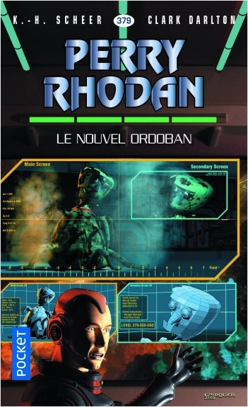 Perry Rhodan n°379 : Le Nouvel Ordoban