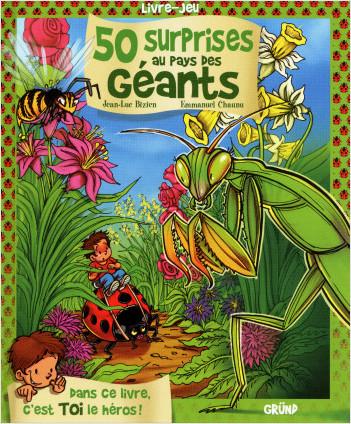 50 Surprises- Microcosme parmi les insectes