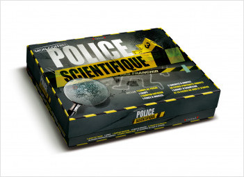 Coffret Police Scientifique