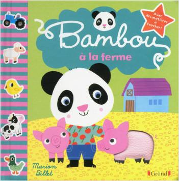 Bambou à la ferme