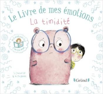 Le livre de mes émotions - La timidité