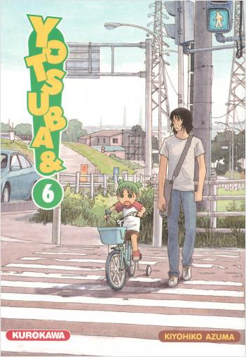 Yotsuba & ! - tome 06