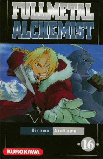 Fullmetal Alchemist - tome 16