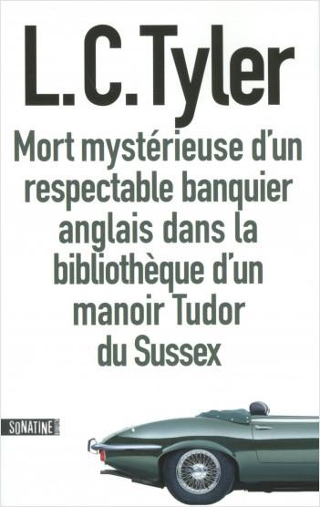 Mort mystérieuse d'un respectable banquier anglais dans un manoir Tudor du Sussex