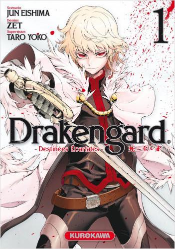 Drakengard - Destinées Écarlates - tome 01