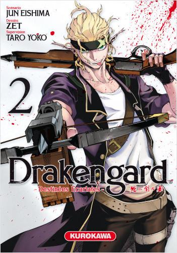Drakengard - Destinées Écarlates - tome 02