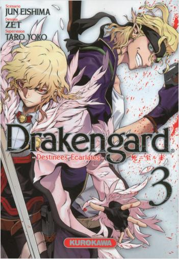 Drakengard - Destinées Écarlates - tome 03
