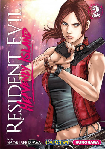 Resident Evil - Heavenly Island - tome 02