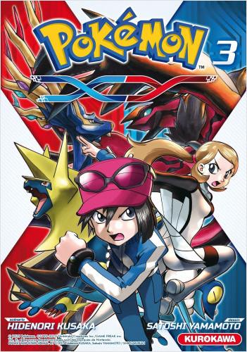 Pokémon - XY - tome 03