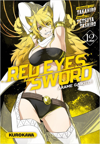 Red Eyes Sword - Akame ga Kill ! - tome 12