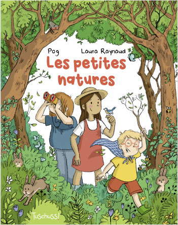 Les Petites Natures - Lecture BD jeunesse humour - écologie - Dès 7 ans
