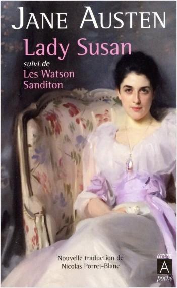 Lady Susan suici de Les Watson et Sanditon