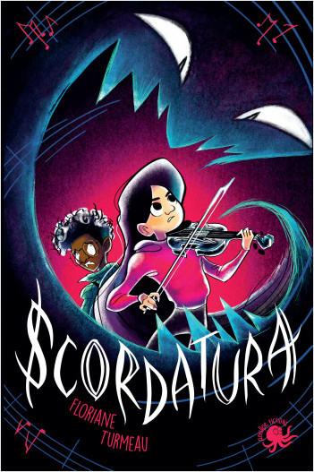 Scordatura - Lecture roman jeunesse horreur musique - Dès 9 ans
