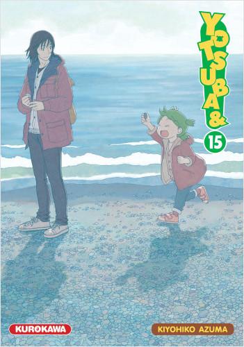 Yotsuba & ! - tome 15
