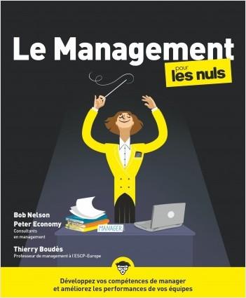 Le management pour les Nuls, grand format, 4e ed, nouvelle charte