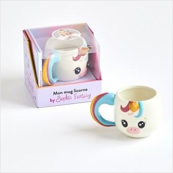 Mon mug Licorne by Sophie Fantasy