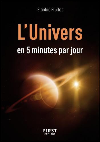 Petit livre - L'univers en 5 minutes par jour
