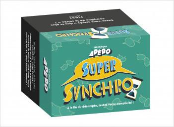 Jeu d'apéro Super Synchro : à la fin du décompte, testez votre complicité !