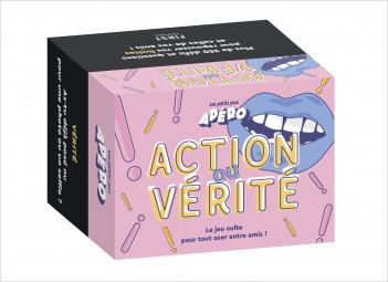 Action ou vérité ? - le plus classique des jeux d'apéro pour pimenter vos soirées !