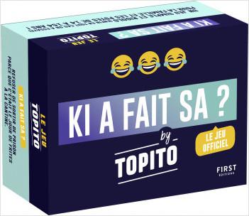 Le jeu Topito - Ki a fait sa ? le jeu d'apéro pour pimenter ta soirée !