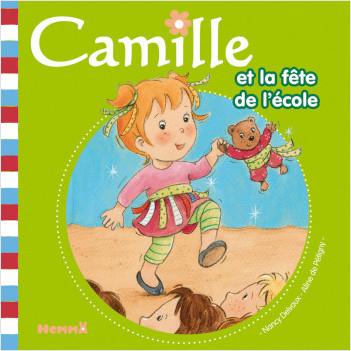 Camille et la fête de l'école