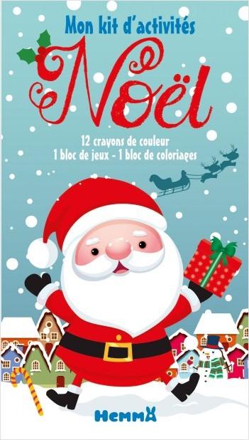 Noël - Mon kit d'activités (Père Noël)
