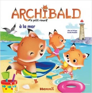 Archibald à la mer