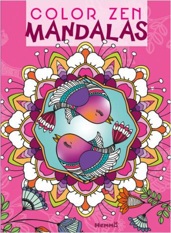 Color Zen - Mandalas (Oiseaux)