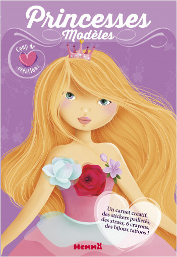 Princesses Modèles - Coup de coeur créations