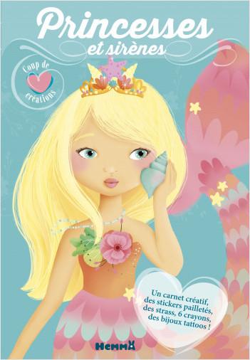 Princesses et Sirènes - Coup de coeur créations