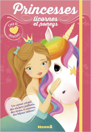 Princesses, licornes et poneys - Coup de coeur créations