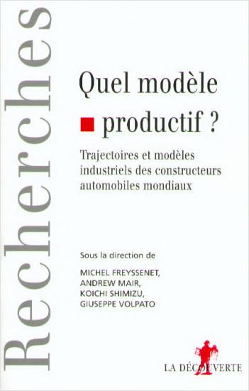 Quel modèle productif ?