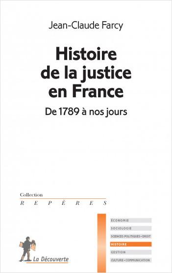 Histoire de la justice en France