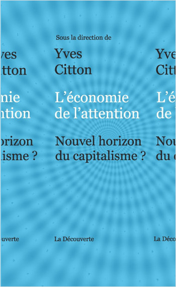 L'économie de l'attention